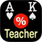 Lähetä kuva 6 parasta opassovellusta pokerin oppimiseen Poker Odds Teacher 150x150 - 6 parasta opassovellusta pokerin oppimiseen